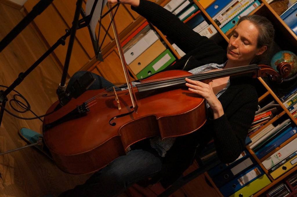 Marie Orsini-Rosenberg: Cello