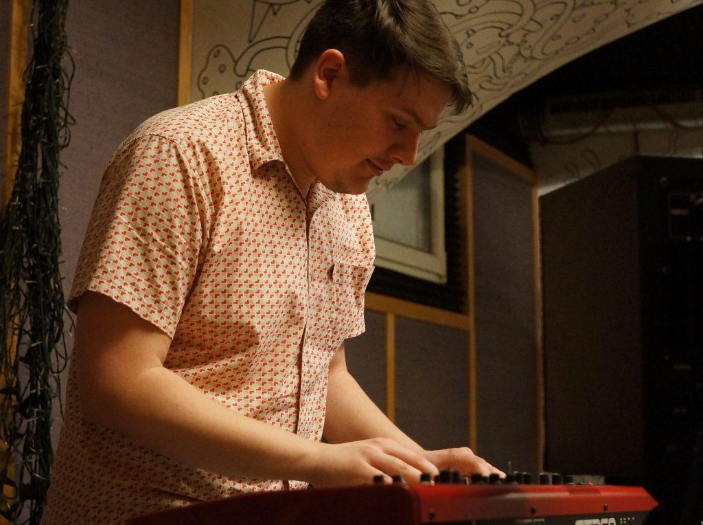 Das Klavier.